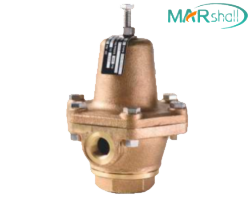 MRVB Pressure Regulator
