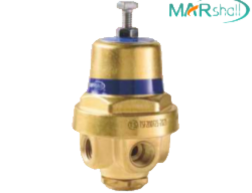 MRVD Pressure Regulator